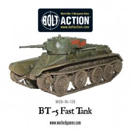 BT-5 Fast Tank
