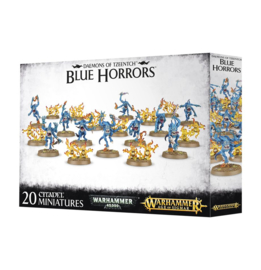Blue Horrors & Brimstone Horrors