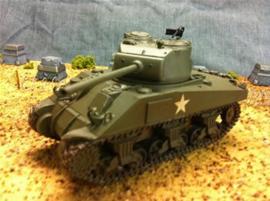 Sherman M4A4 76mm - 1/48 Scale