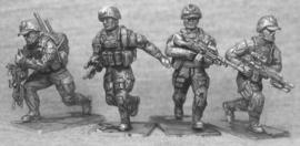 Australian Infantry Advancing (AUS02)