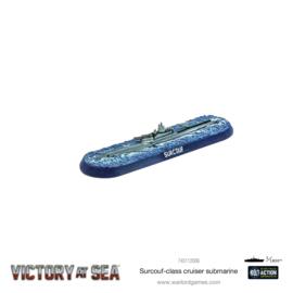 Pre-order: Surcouf cruiser submarine