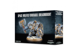 Space Wolves Venerable Dreadnought / Murderfang / Bjorn the Fell-Handed