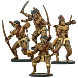 Warrior Archer Unit