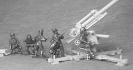 Luftwaffe 88mm Gun (NAT3)