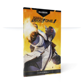 Infinity: CodeOne Rulebook - English