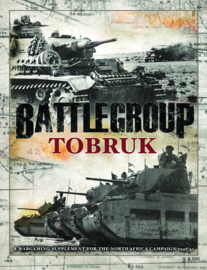 Battlegroup: Tobruk Supplement