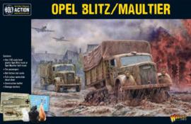 Opel Blitz-Maultier