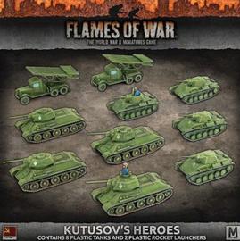 'Kutusov's Heroes' Army Deal (Plastic)