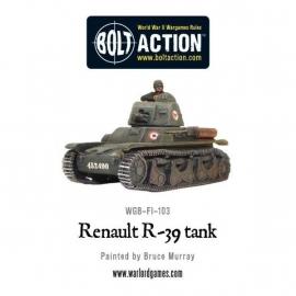 Renault R39 Tank