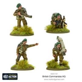 British Commandos HQ (new)