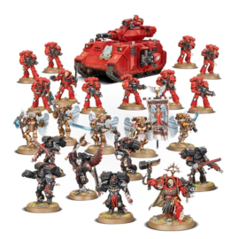 Battleforce: Blood Angels Crimson Spear Strike Force