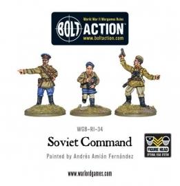 Soviet command