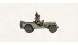 Recce Jeep Platoon