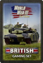 British Gaming Tin