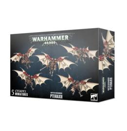 Pteraxii Skystalkers / Sterylizors
