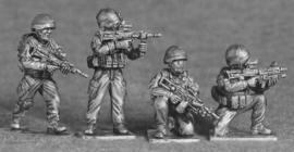 British Infantry Firing (BRIT02)