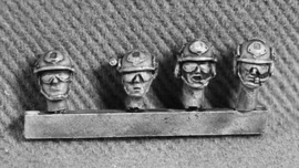 US Rangers Heads (RAN12)