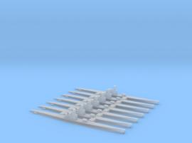 Type IXC - Submarine - 1:1800