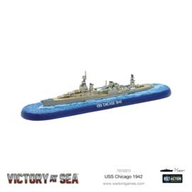 USS Chicago 1942