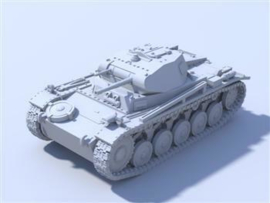 Panzer II - 1/48 Scale