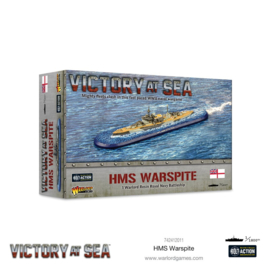 PRE ORDER: HMS Warspite