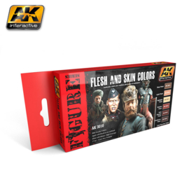 AK interactive - Verf sets