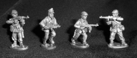 Romanian Infantry with SMG's (R004)