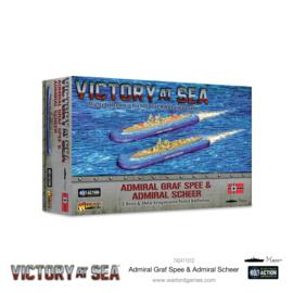 Cruisers - Admiral Graf Spee & Admiral Scheer