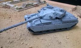 MK VII Chieftain - 1/56 Scale