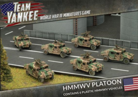HMMWV Platoon (Plastic)