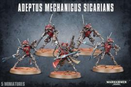 Sicarians Ruststalkers / Infiltrators