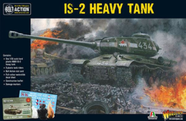 IS-2 Heavy Tank + 8 tank riders