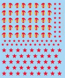 Soviet Decals