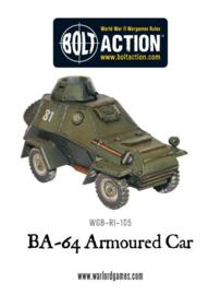 Soviet BA-64 Armoured Car