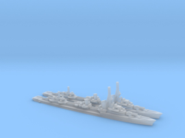 Type 1936A - Destroyer - 1:1800