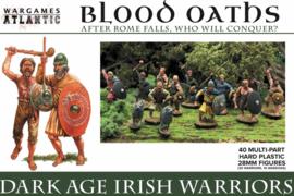 Dark Age Irish Warriors