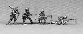 North Vietnamese Army Infantry with RPD LMG's (NVA7)