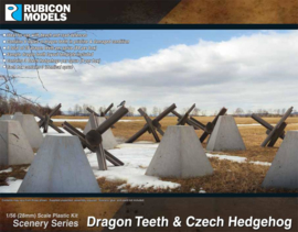 Dragon Teeth & Czech Hedgehog Set
