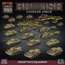 British Starter Force:  Desert Rats Squadron