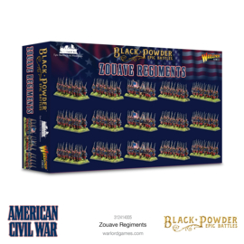 Pre-order: Epic Battles: American Civil War Zouaves Regiments