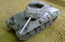 M10 Wolverine Tank Destroyer - 1/48 Scale