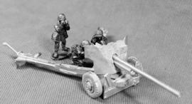 US Army Anti-Tank Gun and Crew (GI14)