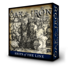 PRE ORDER: Oak & Iron Ships of the Line