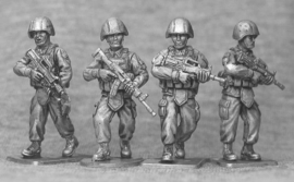 Chinese Infantry Patrolling (PLA1)