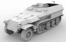 251/Ausf C - 1/56 Scale