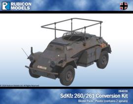 SdKfz 260/261 Upgrade Kit