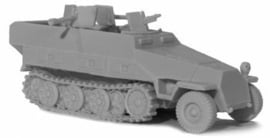 251/16 Ausf D - 1/56 Scale