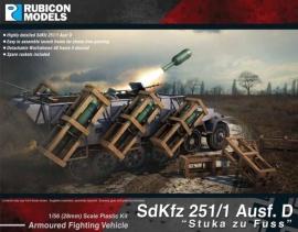"""SdKfz 251/1 Ausf D """"Stuka zu Fuss"""