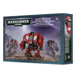 Blood Angels Furioso Dreadnought / Librarian Dreadnought / Death Company Dreadnought