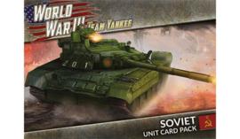 Soviet Unit Card Pack